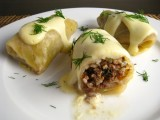 Stuffed Cabbage Rolls Polish Style